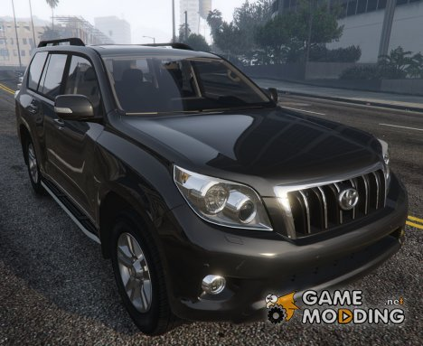 Toyota Land Cruiser Prado 150 for GTA 5