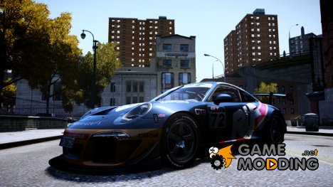 Porche GT3 Project CARS для GTA 4