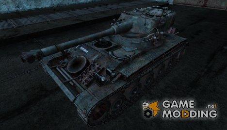 Шкурка для AMX 13 75 for World of Tanks