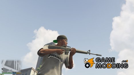 M16 SP1 2.1 for GTA 5