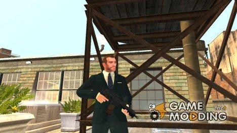 HK G36C v.4 для GTA 4