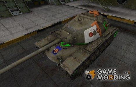 Качественный скин для M103 for World of Tanks