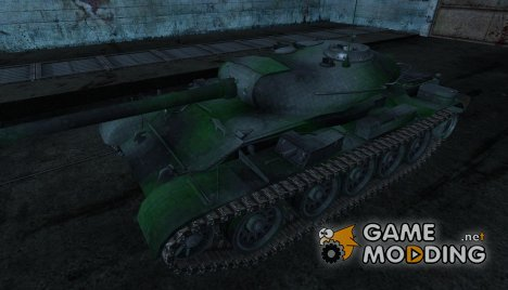 T-54 ALFA for World of Tanks