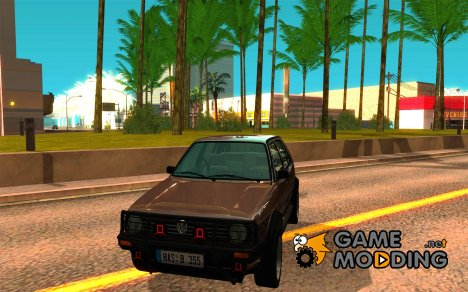Volkswagen Golf Country MkII Syncro 4x4 1991 for GTA San Andreas