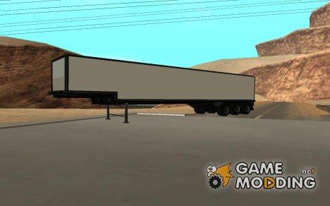 Прицеп к грузовику Tanker для GTA San Andreas