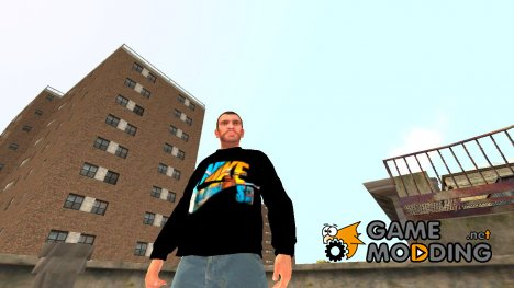 Кофта NIKE для GTA 4