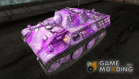Шкурка для VK1602 Leopard для World of Tanks