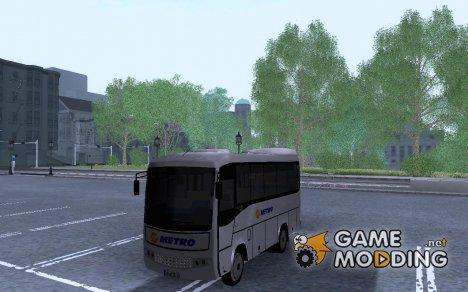 Otokar Sultan v2 для GTA San Andreas