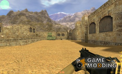 MAC10 Retexture for Counter-Strike 1.6