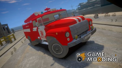 ЗиЛ 130 AЦ 40 for GTA 4