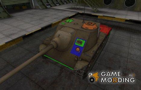 Качественный скин для T25 AT for World of Tanks
