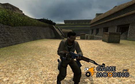 brown 1337 для Counter-Strike Source
