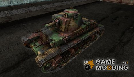PzKpfw 35(t) от Peolink для World of Tanks