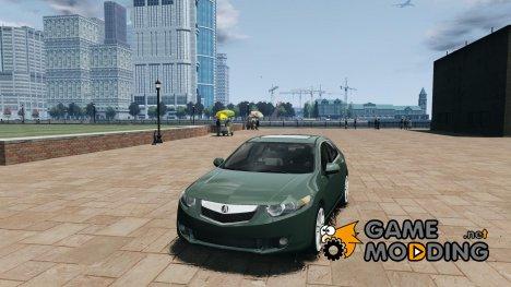 Acura TSX 2011 для GTA 4