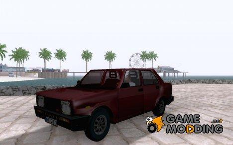 Tofas Murat 131 Dogan for GTA San Andreas