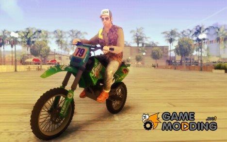 GTA V Sprunk Sanchez for GTA San Andreas