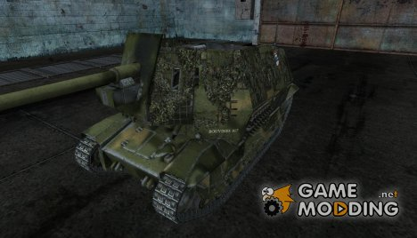 Шкурка для FCM36 Pak40 для World of Tanks