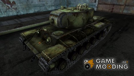 КВ-3 от kirederf7 для World of Tanks