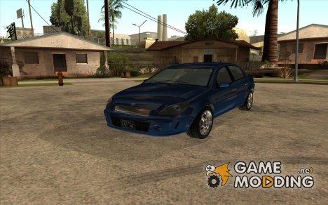 Premier из GTA 4 для GTA San Andreas