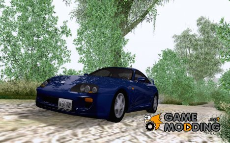 Toyota Supra - Stock for GTA San Andreas