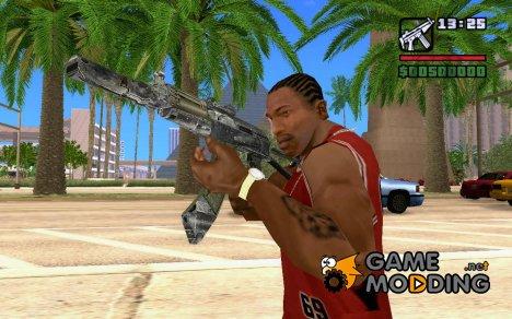 АК47 из S.T.A.L.K.E.R. Зов Припяти for GTA San Andreas