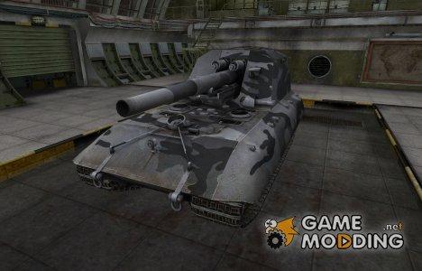 Шкурка для немецкого танка GW Typ E for World of Tanks