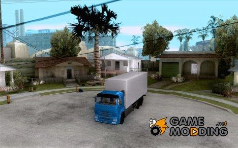 КамАЗ 65117 for GTA San Andreas