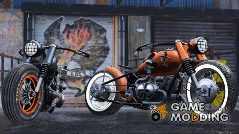 BMW R-75 Bobber 1.0 for GTA 5