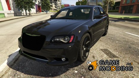 2012 Chrysler 300 SRT8 for GTA 5