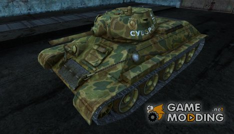 Т-34 для World of Tanks