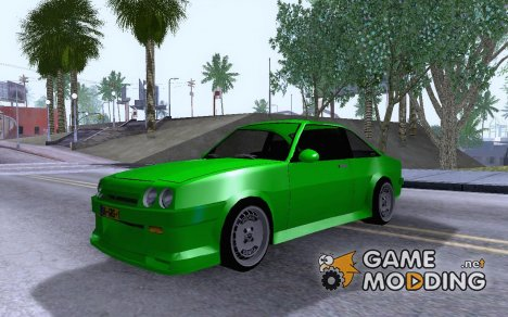 Opel Manta B GSi - New Kids Style for GTA San Andreas
