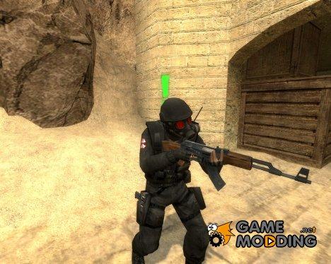 Umbrella Mercenary for Counter-Strike Source