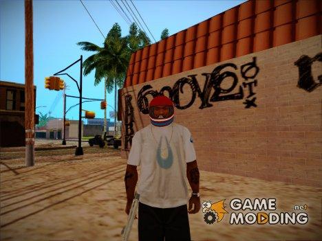 Шлем из GTA IV для GTA San Andreas