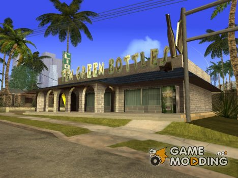 New bar for GTA San Andreas