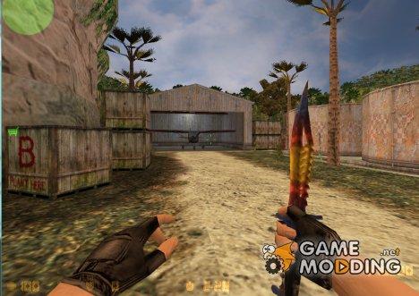 Мраморный градиент for Counter-Strike 1.6