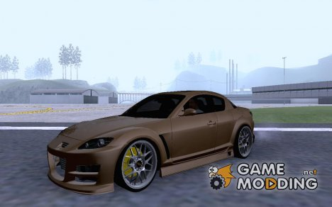 Mazda RX8 for GTA San Andreas