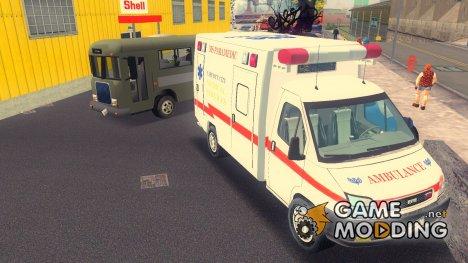 Пак остальных машин для GTA 3