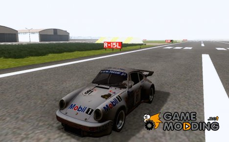 Porsche 911 RSR 3.3 Black for GTA San Andreas