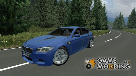 BMW M5 v 2.0 for Farming Simulator 2013