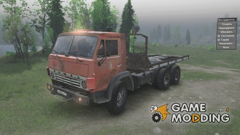 КамАЗ 53212 for Spintires 2014