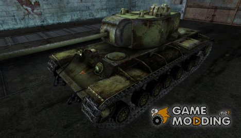 КВ-3 от kirederf7 for World of Tanks