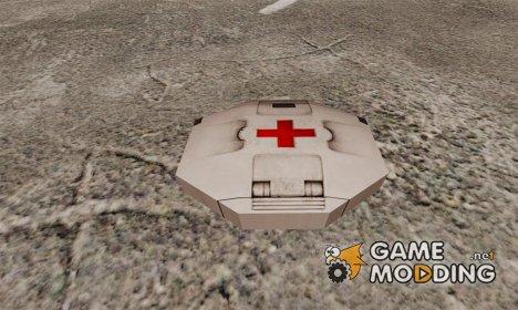 Новая кэш-бокс аптечка Halo for GTA 4