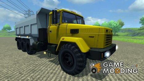 КрАЗ 7140 for Farming Simulator 2013