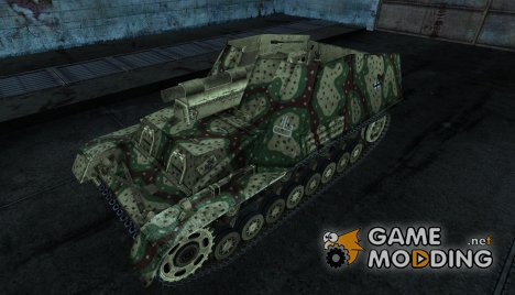 Hummel 06 for World of Tanks