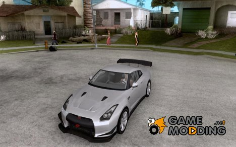 Nissan GT R Shift 2 Edition для GTA San Andreas