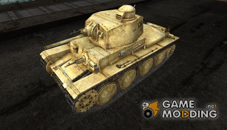 PzKpfw 38 (t) Drongo для World of Tanks
