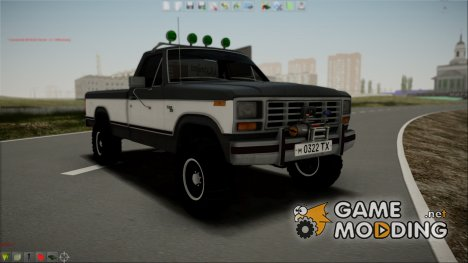 Ford F-150 Ranger Off-Road для GTA San Andreas