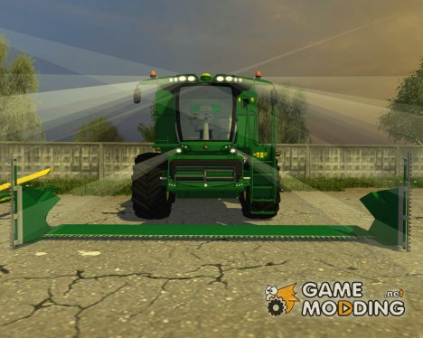 John Deere S650 for Farming Simulator 2013