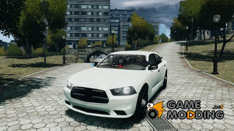 Dodge Charger 2012 Florida Highway Patrol для GTA 4