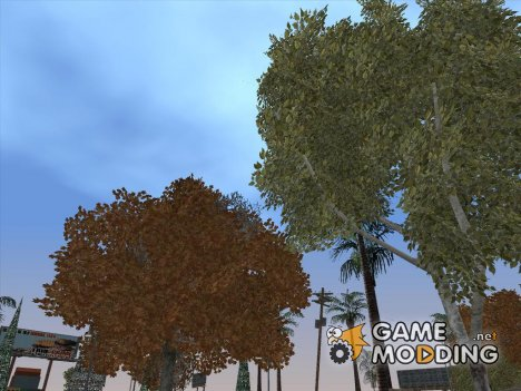GTA 4 Vegetation for GTA San Andreas